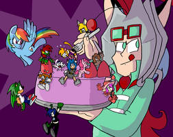 Happy Birthday, Agi