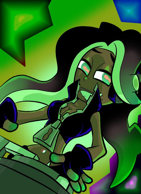 Marina laying some beats! by Pembroke