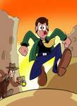 Lupin III - Monkey Punch Tribute