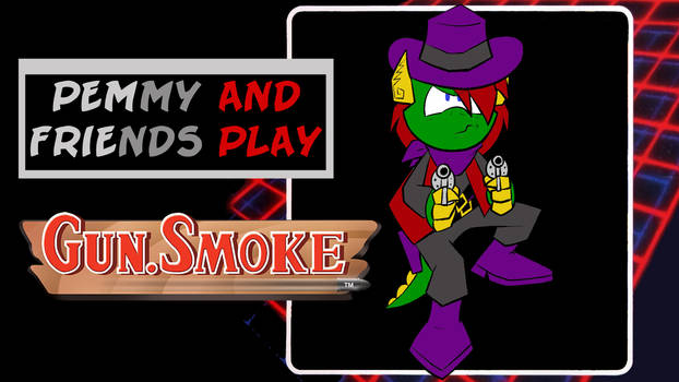 Pemmy and Friends Play Gun.Smoke