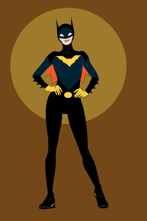 Batgirl by TSwank
