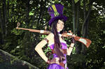 Caitlyn (cosplay League of Legends)
