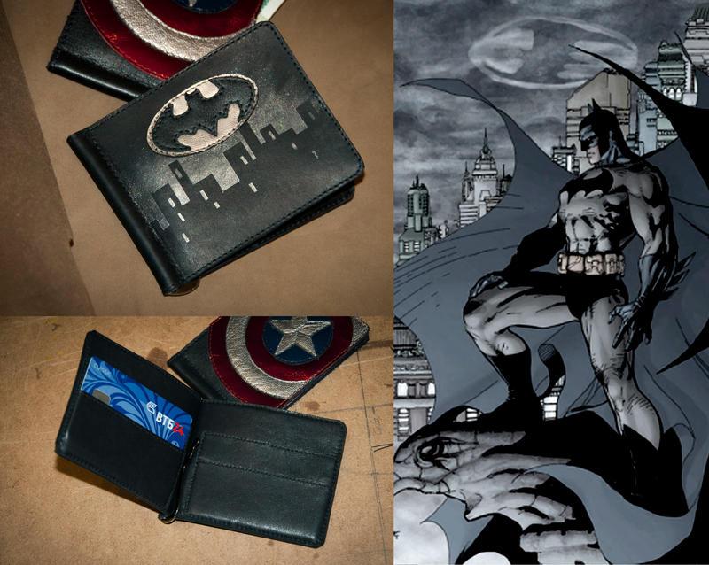 Batman purse by eiphen