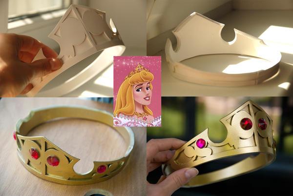 The crown of princess Aurora by eiphen