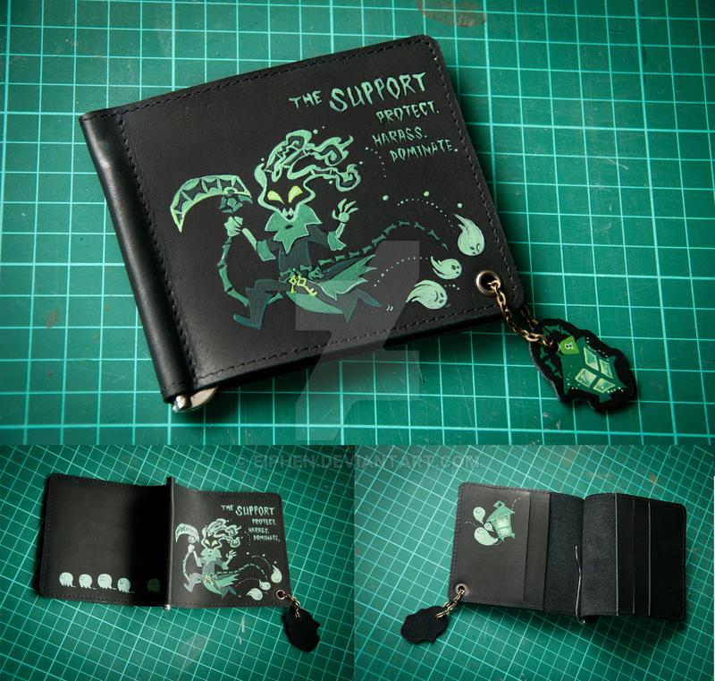 Thresh wallet by eiphen