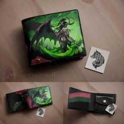 Illidan wallet by eiphen