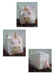 Cubed Unicorn