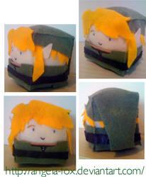 The Legend of Zelda Link Cubed