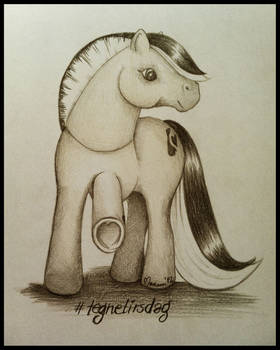 It's another fjordHorse/My LittlePony