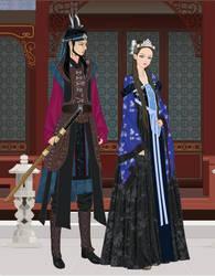 Korean Queen by Robertdowneyjrlvr
