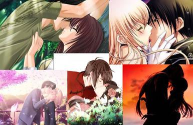 Just one Kiss by Robertdowneyjrlvr