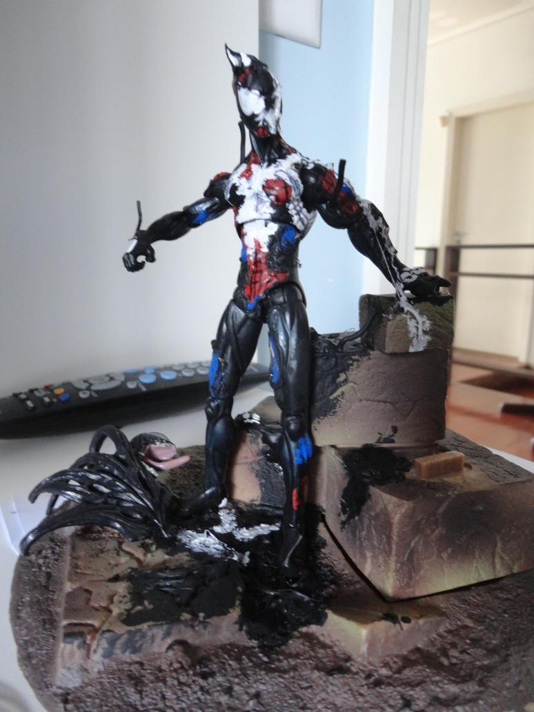 Spiderman Black Suit Wallpaper Black Suited Spiderman by