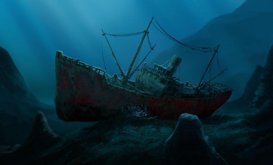 Unintended Consequences - Part 2 |Sunken Ships Underwater