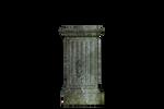 Mossy Pedestal