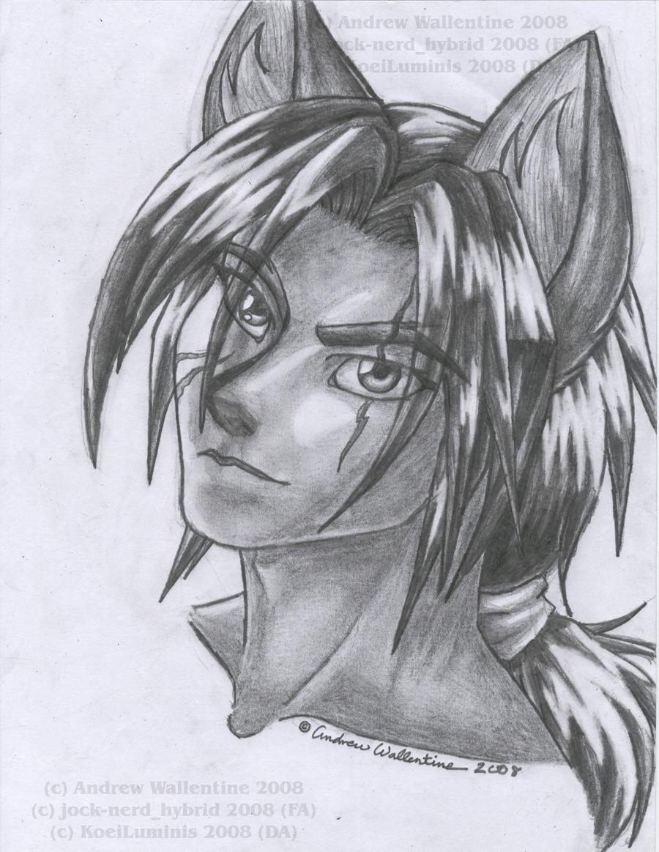 Wolf Demon Koei by KoeiLuminis on DeviantArt