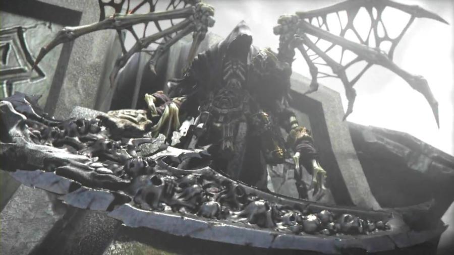 Darksiders 2 - Death's Reaper Form by Lopez-The-Heavy on DeviantArt