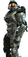 Halo 4 - Master Chief (John-117)