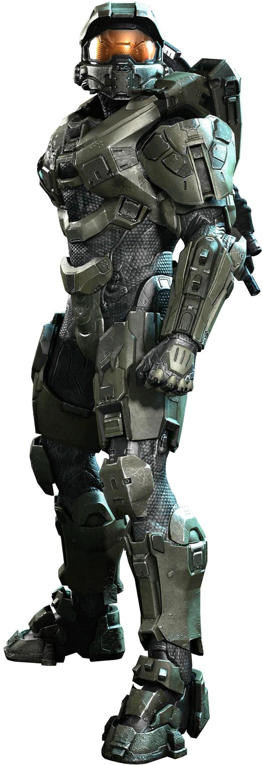 Halo 4 - Master Chief (John-117) by Lopez-The-Heavy