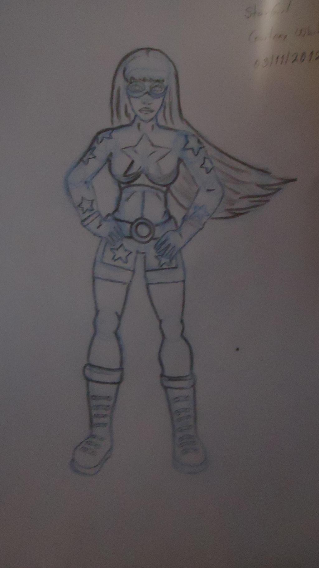 Stargirl by Ragesteam