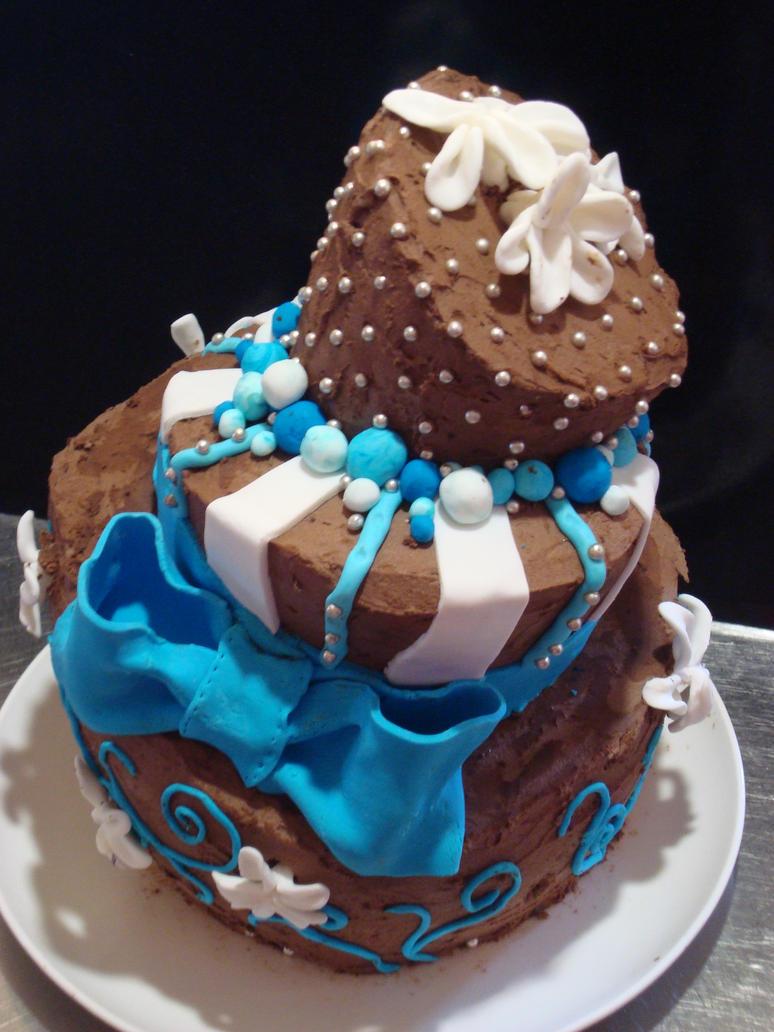 B Day Cake For Little Sis 2 By B Reka On Deviantart
