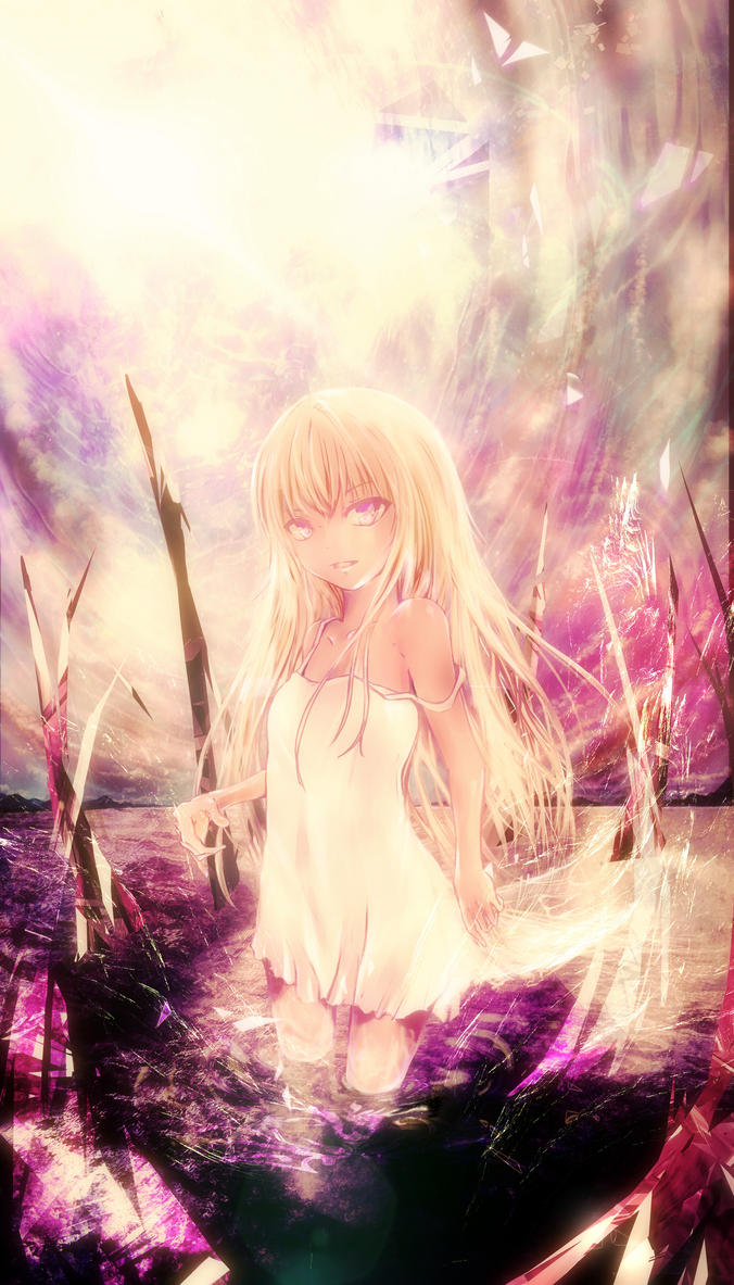 Toloveru -darkness- by ZENADesign