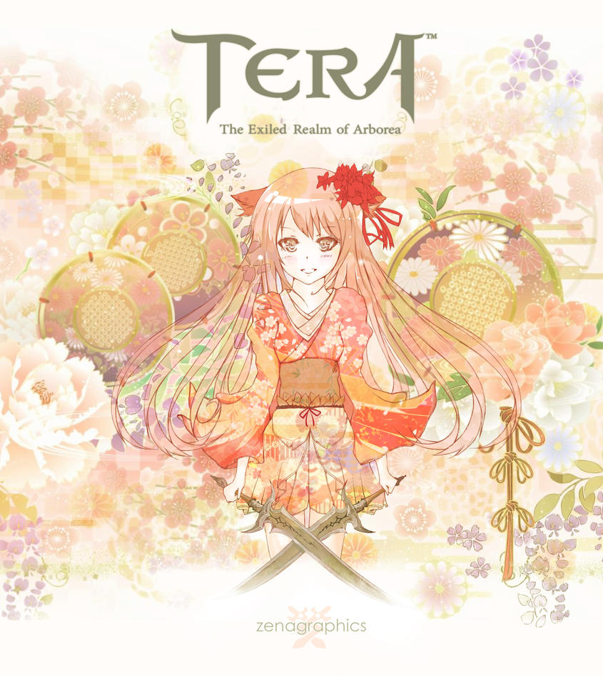 TERA JAPAN ERIN by ZENADesign