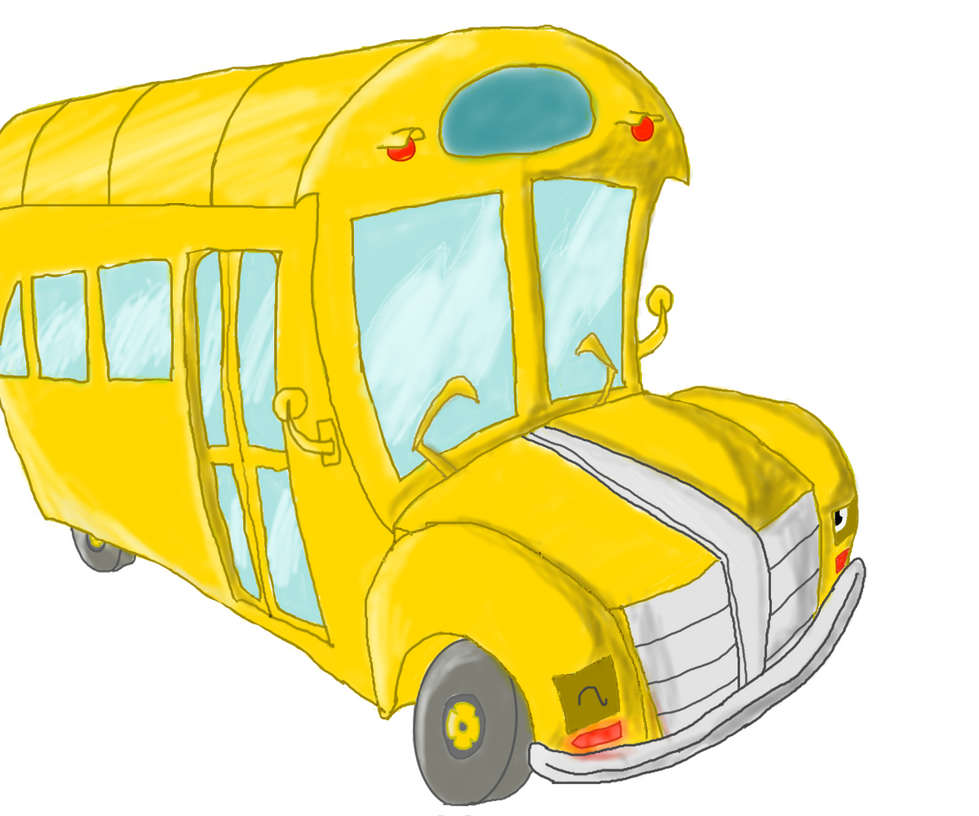 Magic School Bus Png The Magic School Bus by