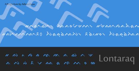 Lontara font: Lontaraq
