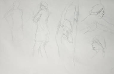 One Minute Sketches One by macourtney