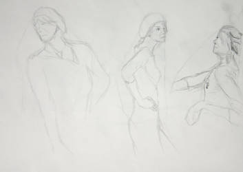 One Minute Sketches 2 by macourtney
