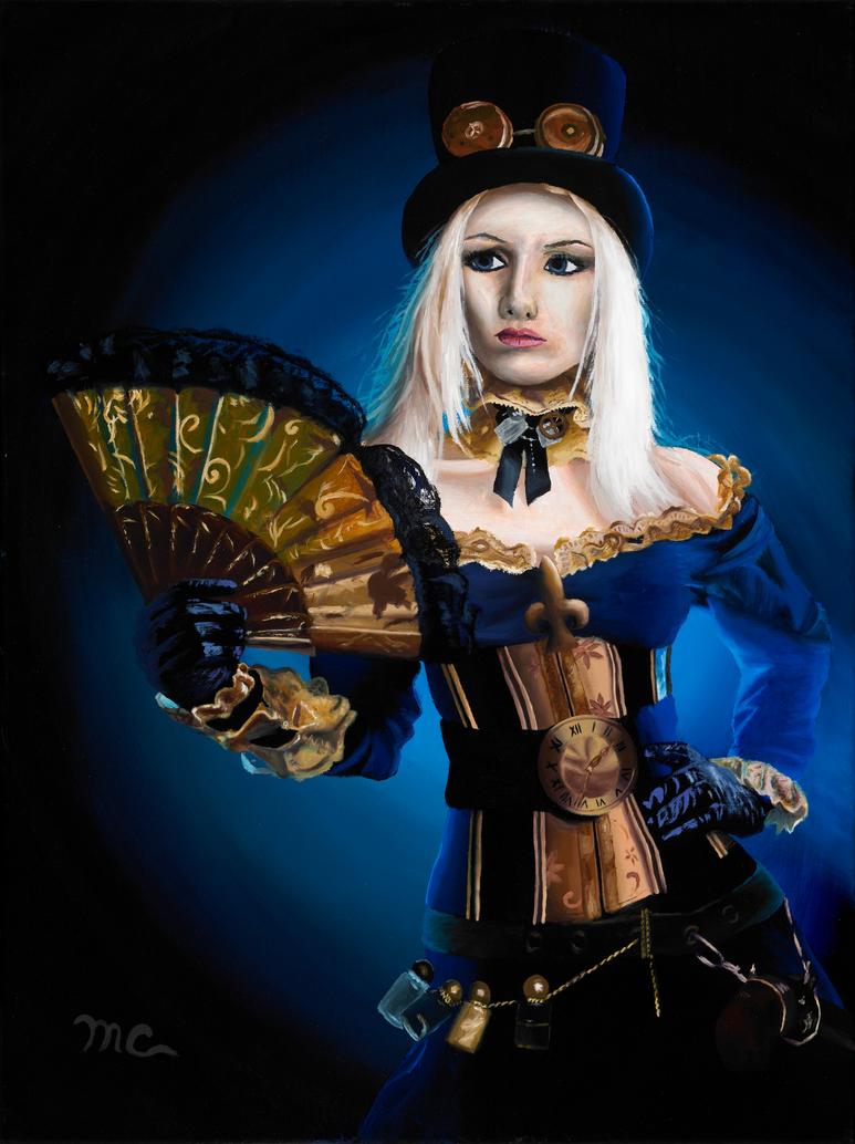 Clock Queen by macourtney