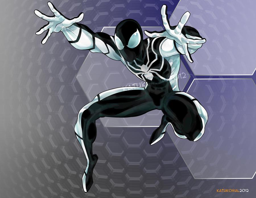 Spider-Man Future Foundation Black by katukomal ... & Spider-Man: Future Foundation Black by katukomal on DeviantArt