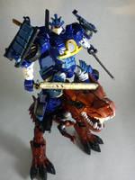 Samurai Soundwave rides again by TrueError
