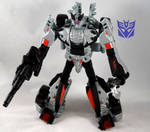 Combiner Wars Galaxy Force Dragster Galvatron
