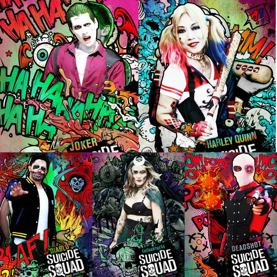Skwad Posters