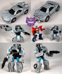 G2 Megatron Custom by TrueError