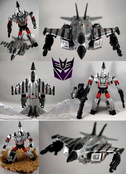 Machine Wars Megatron Custom
