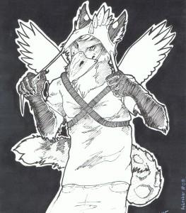 FoxySnowleo's Profile Picture