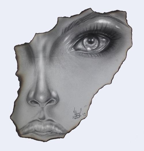 Le Face by CelestialKisses