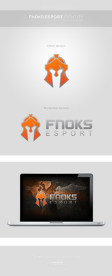 FNOKS ESPORT Identity