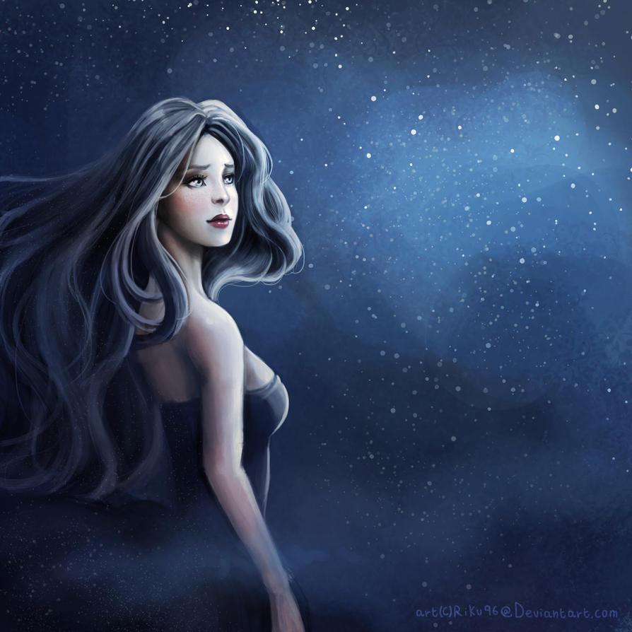 Goddess Of Night Nyx By Destiny Alford On Prezi