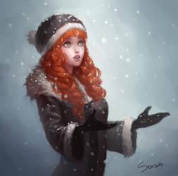 Snow by SenRyuji