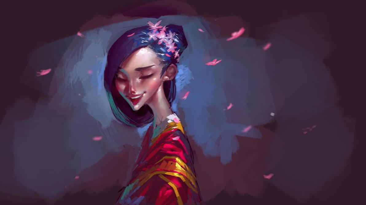 Blue by SenRyuji