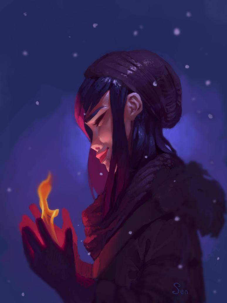 Inner fire by SenRyuji