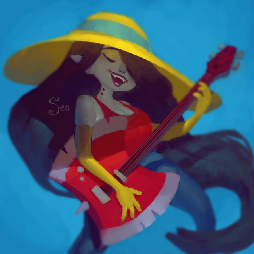 Marceline by SenRyuji