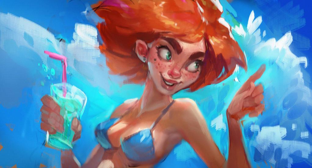 Summer by SenRyuji