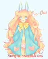 Gift: Pyo-Chuu by Shing-Yi