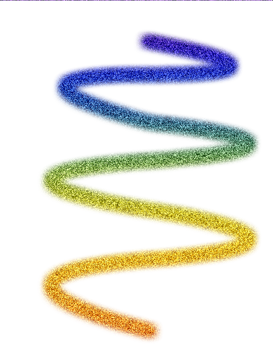 Rainbow Glitter Glow Swirl by K-a-r-l-y-b-u-g on DeviantArt