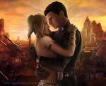 SWTOR: Quinn + Warrior Sunset