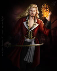 Fable 2 OC: Jacques Langley, Hero of Bowerstone. by Tanzanight